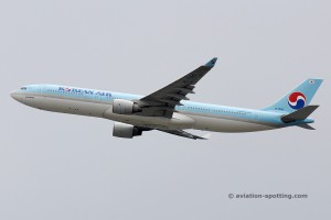 Korean Air Airbus 330-300 (South Korea)