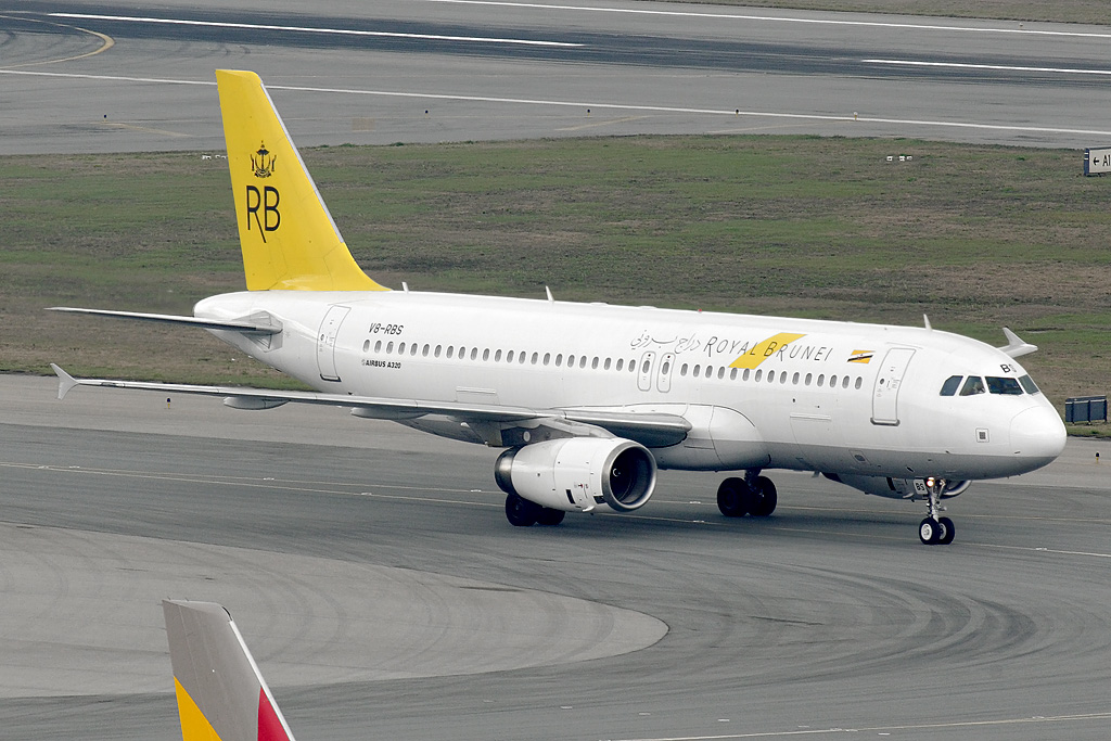 Royal Brunei Airlines Airbus A320