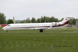 VP-BCL Canadair CRJ 700