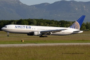 United Airlines Boeing B767-300 (USA)