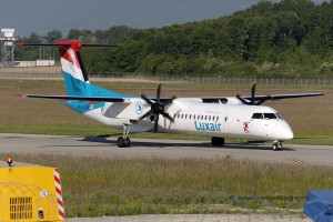 Luxair Bombardier Dash 8-Q 400 (Luxembourg)