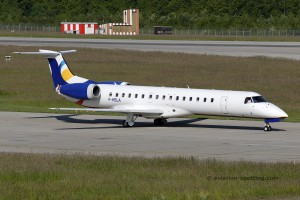 Enhance Aero Group Embraer ERJ 145 (France)