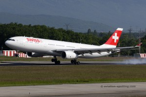 Swiss International Airlines Airbus 330-300