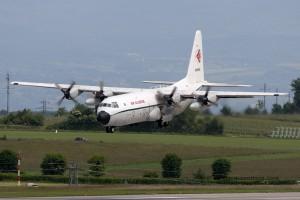 Air Algerie Cargo Lockheed L-100 C-130Hercules