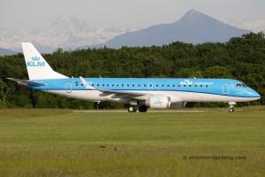 KLM Cityhopper Embraer E190 (Netherlands)