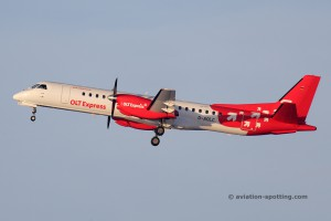 OLT Express Saab2000 (Germany)