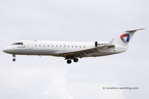 Severstal Air Company Canadair CRJ 100/200 (Russia)