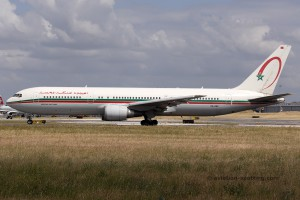 Royal Air Maroc Boeing B767-300 (Morocco)
