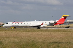 Iberia Regional (Air Nostrum) Bombardier CRJ 900 (Spain)