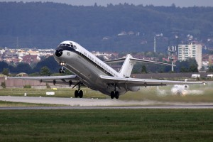 US Navy Douglas DC-9