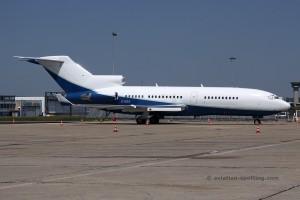 J2-KBA Boeing B727-100 Djibouti Government