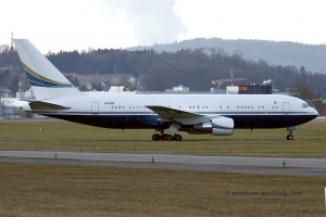N673BF Boeing B767-200 Polaris Aviation Solutions