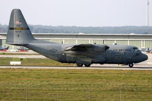 US Air Force Lockheed L-100 C-130H Hercules
