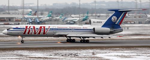 Tupolev TU154