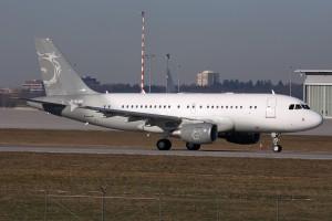 DC Aviation Airbus 319 CJ (Germany)