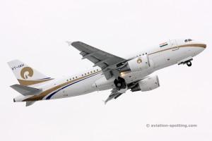 Reliance Industries Ltd Airbus 319 CJ (India)