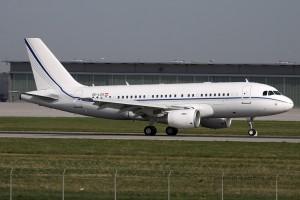 OE-LGS Airbus 319 CJ