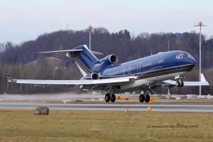 N800AK Boeing B727-200 Dallah Al Baraka