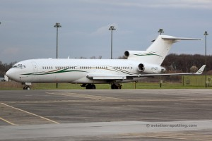 VP-CZY Boeing B727-200 Dunview