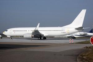 D-AACM Boeing B737-800 BBJ2 ACM Air Charter