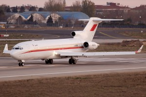 Bahrain Government Boeing B727-200