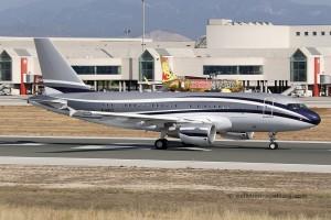 Global Jet Luxembourg Airbus 319 CJ