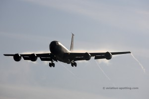 US Air Force Boeing KC-135 B707