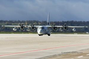 US Marine Corps Lockheed KC-130J Hercules L-100 C-130