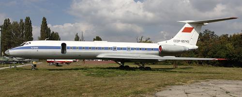 Tupolev TU134