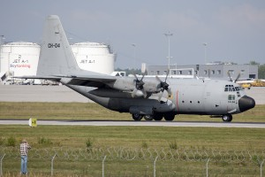 Belgium Air Force Lockheed L-100 C-130H Hercules