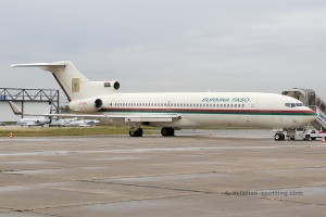 Burkina Faso Government Boeing B727-200