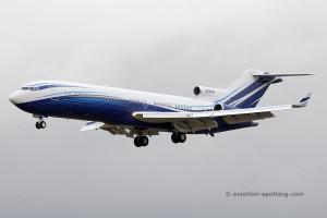 M-STAR Boeing B727-200 Starling Aviation