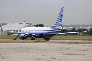 N737M Boeing B737-800 BBJ2 EIE Eagle Inc.