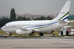 VP-CAQ Boeing B737-200 Sarab Ltd