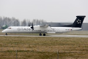 Swiss Bombardier Dash 8-Q 400