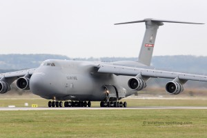 US Air Force Lockheed C 5 Galaxy