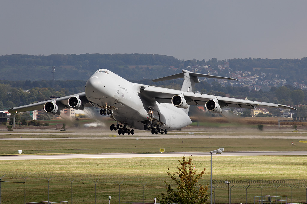 lockheed c 5 galaxy us air force photography archiveaviation spotting