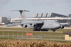 US Air Force Lockheed C 5 Galaxy