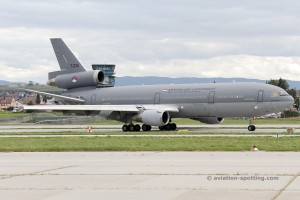 Royal Netherlands Air Force McDonnel Douglas KC-10