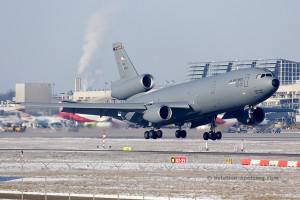 US Air Force McDonnel Douglas KC-10