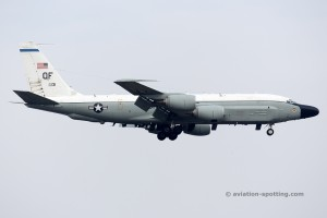 US Air Force Boeing RC-135 B707