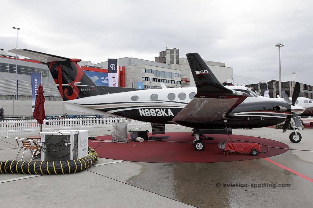 Beechcraft King Air 200/250 | Aviation-Spotting