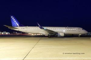 Borajet Embraer E190 (Turkey)