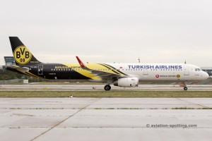 Turkish Airlines Airbus 321