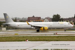 Vueling Airlines Airbus 321 (Spain)