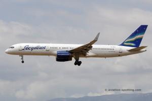 Yakutia Airlines Boeing B757-200 (Russia)
