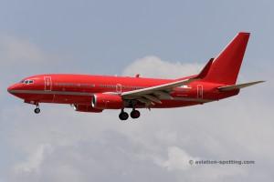 Germania Boeing B737-700 (Germany)