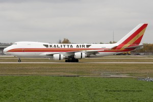 Kalitta Air Boeing B747-400 (USA)