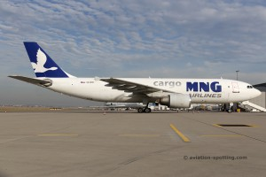 MNG Airlines Airbus 300 F (Turkey)