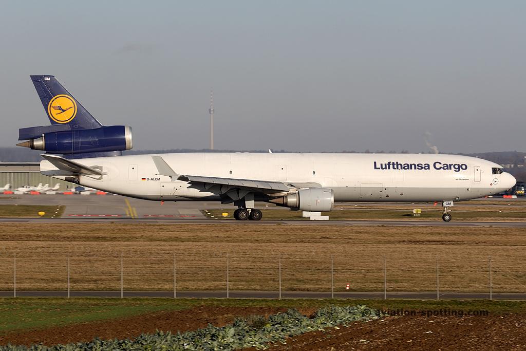 Lufthansa Cargo McDonnel Douglas MD11F (Germany)